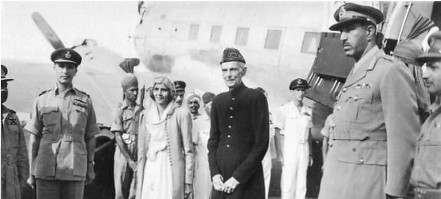 کرسیِ جناح تا مینار پاکستان