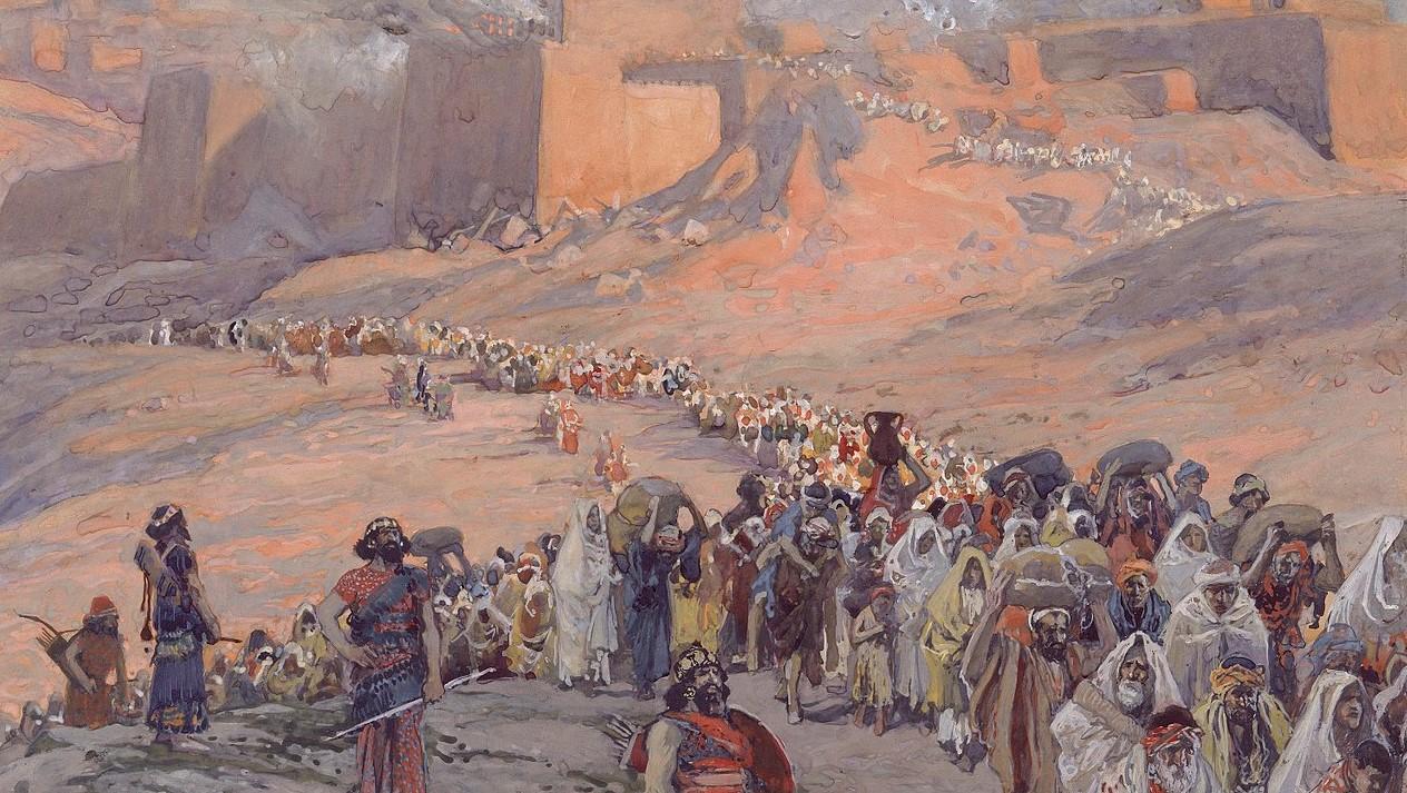 بنی اسرائیل کی کہانی