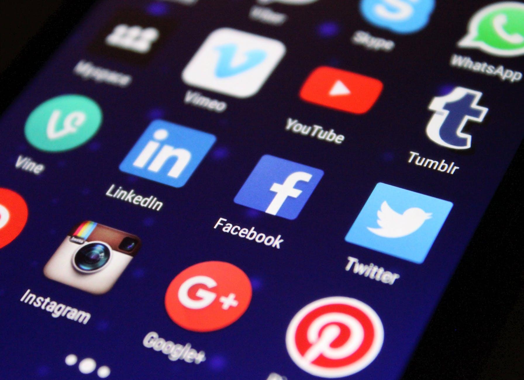 سوشل میڈیا کا زمانہ