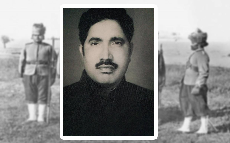 شاعر سپاہی، محمد عنایت حیدری