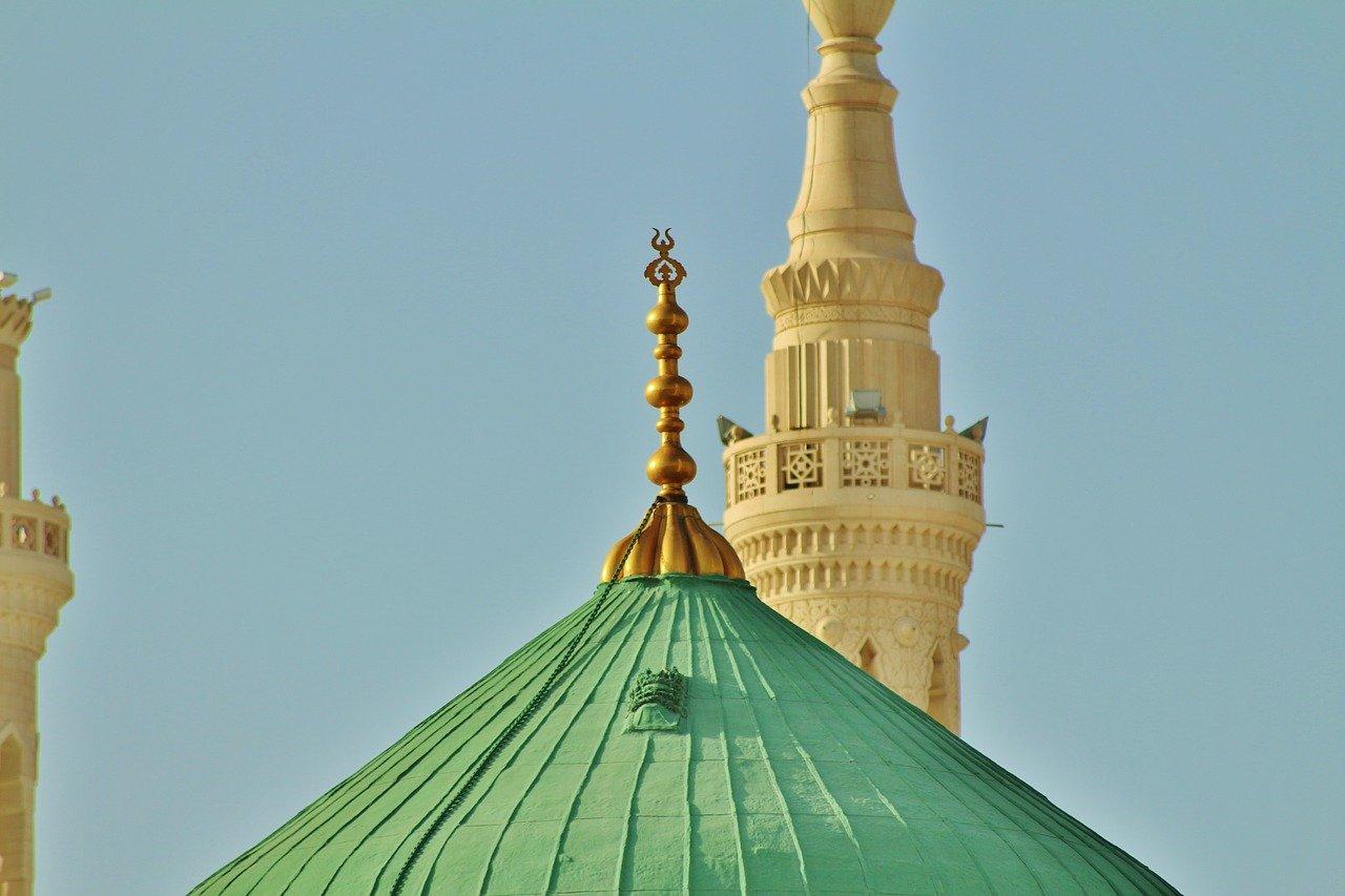عرب میں آمدِ مصطفی صلیٰ اللہ علیہ وآلہ وسلم