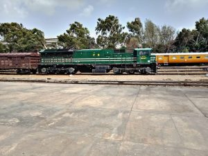 pakistan railway by mazahir shah