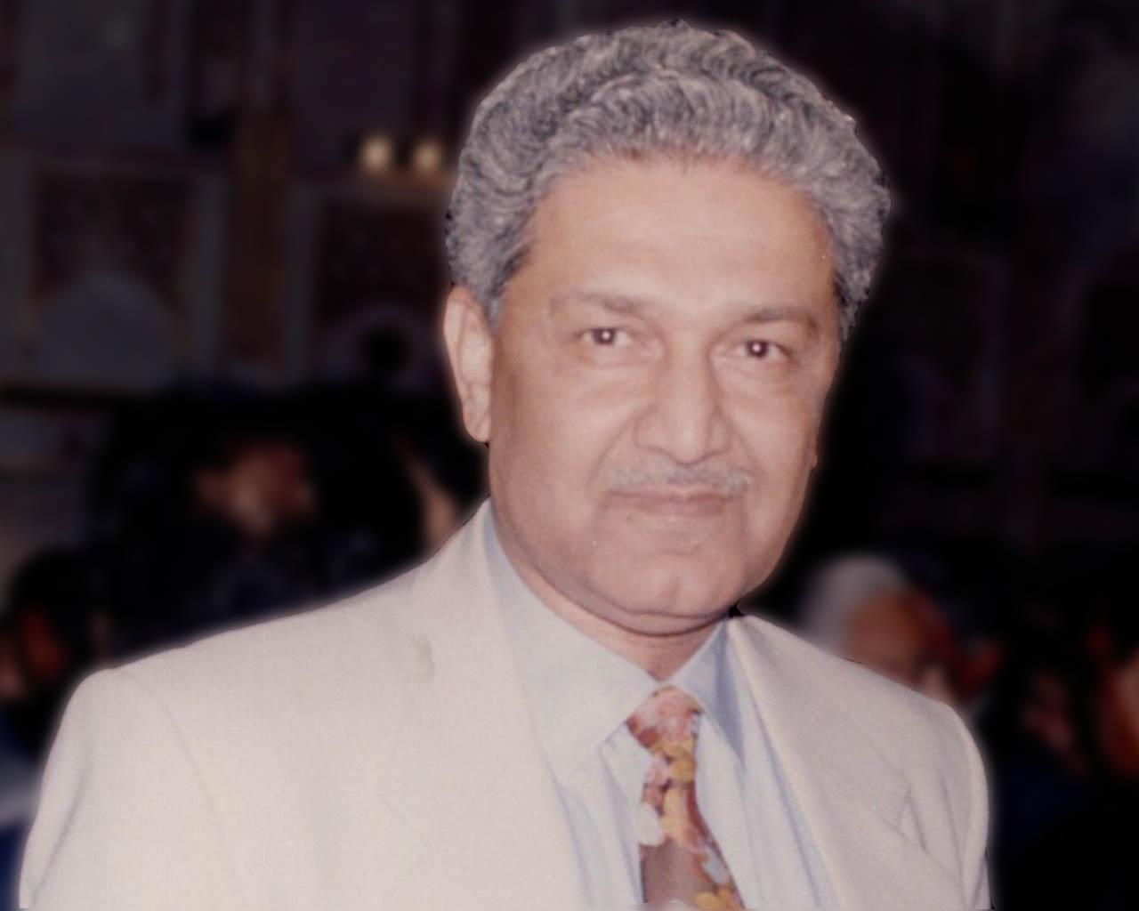 ڈاکٹر عبدالقدیر خان
